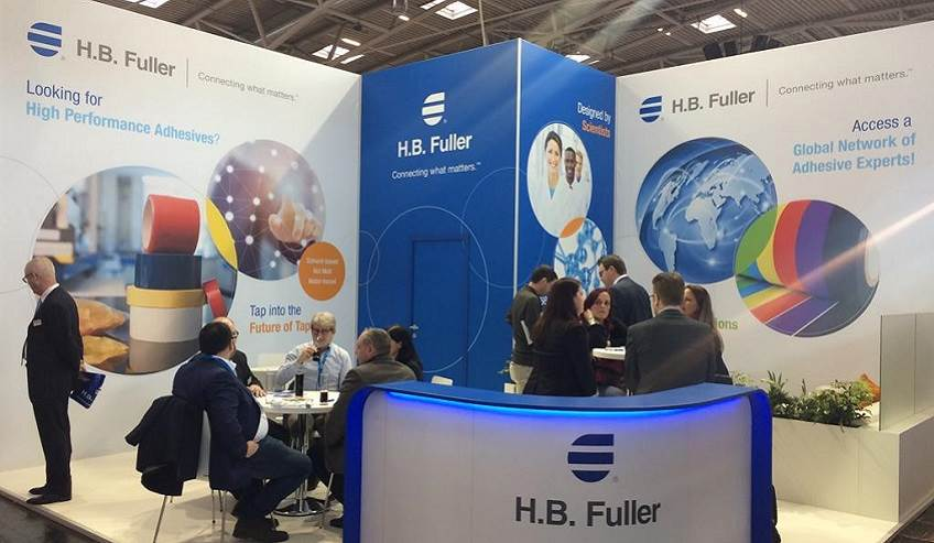 H B  Fuller showcases advanced adhesive technology for every