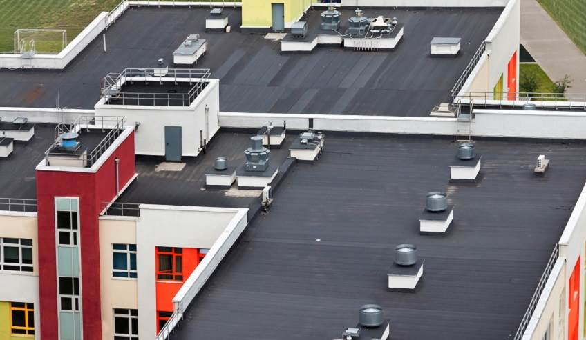 General purpose sealants for commercial roofing.